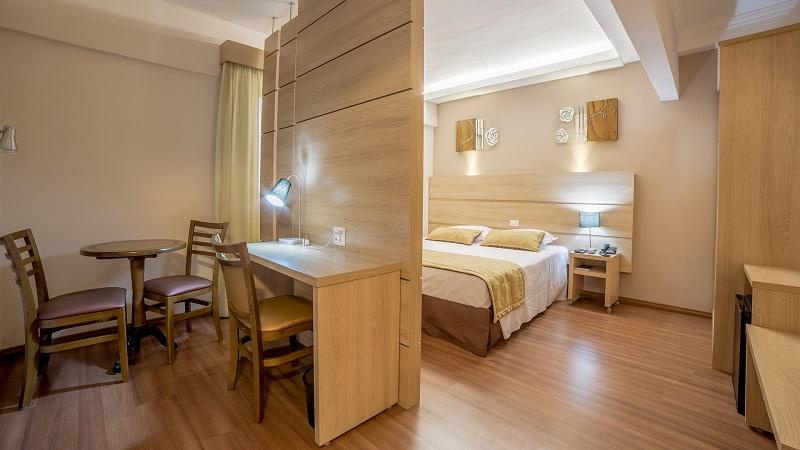 Hotel em Atibaia Apartamento Luxo