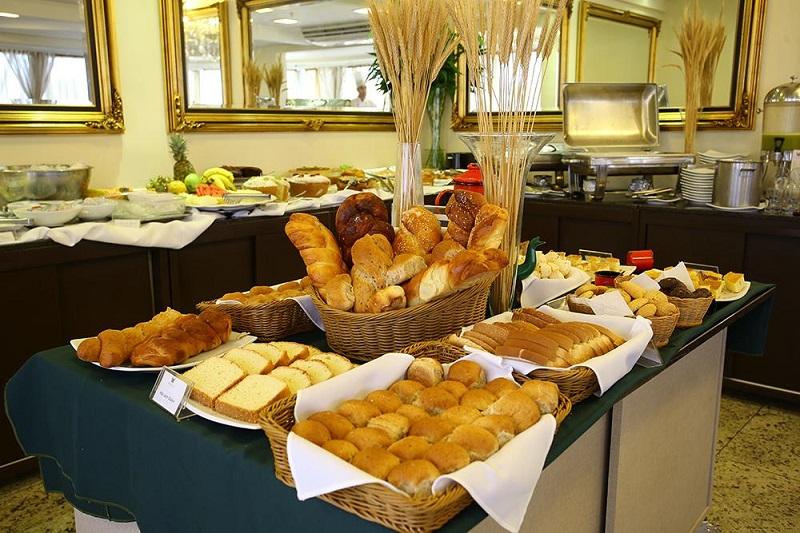 Hotel em Atibaia Cafe da Manha