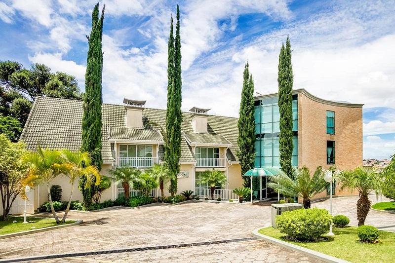 Hotel em Atibaia Vila Verde