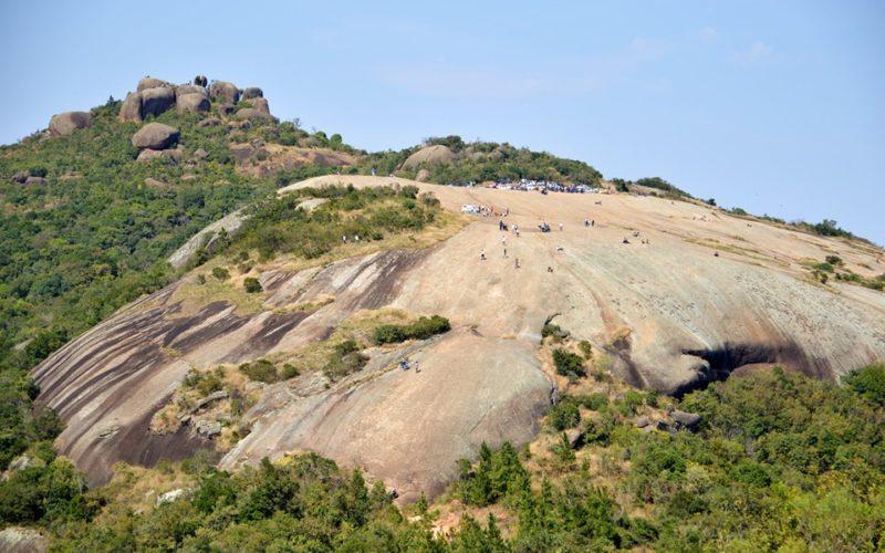 Pedra Grande Atibaia Fazendo Trilhas