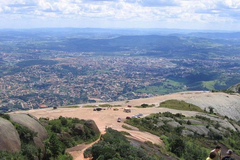 Pedra Grande Atibaia SP Vista Espetacular