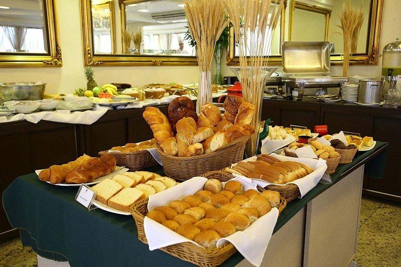 Restaurante em Atibaia Faro Hotel