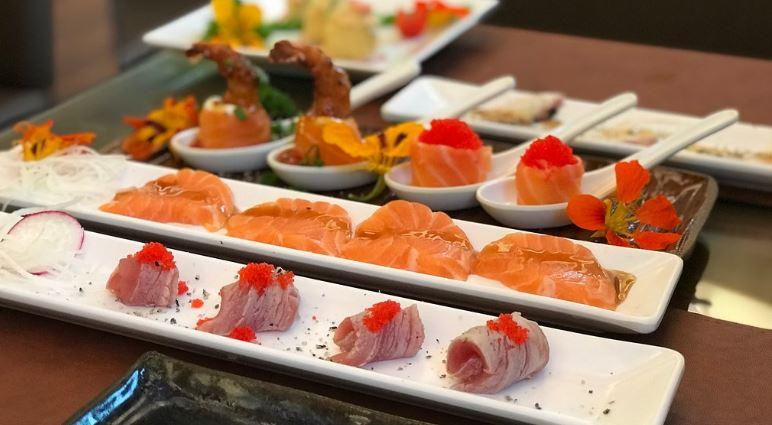 Restaurantes em Atibaia Sushi